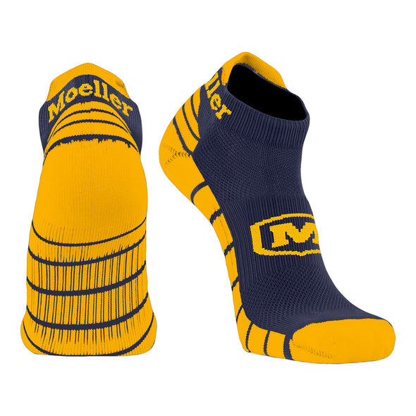 Moeller Crew Athletic Socks