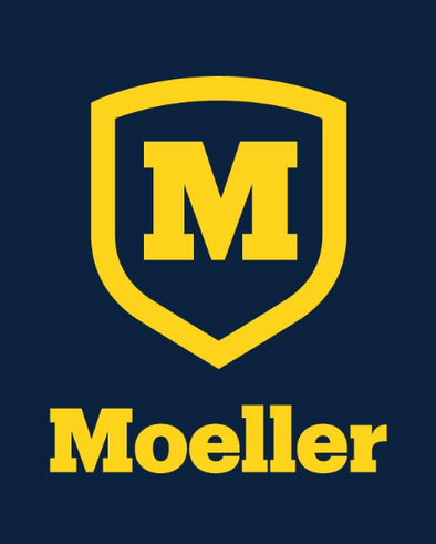 Moeller 4x5 car sticker