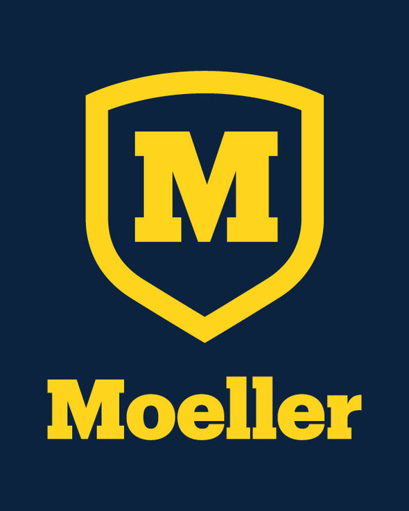 Moeller 3x4 Car Sticker