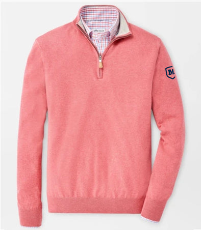 Peter Millar M-Shield Quarter Zip