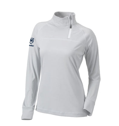 Columbia Women's Golf Quarter Zip