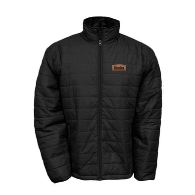 Trailways Quilted Jacket
