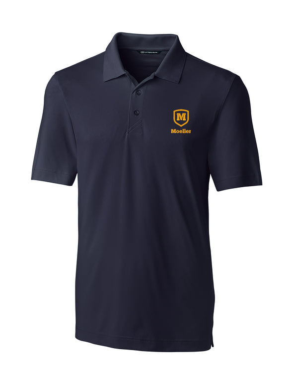 All-Navy Polo