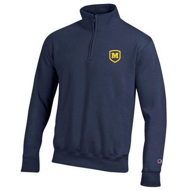 Champion Navy 1/4 Zip