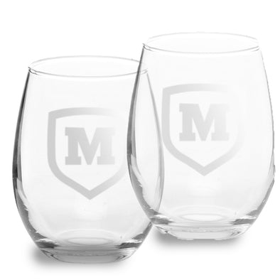 Moeller Stemless Wine Glasses