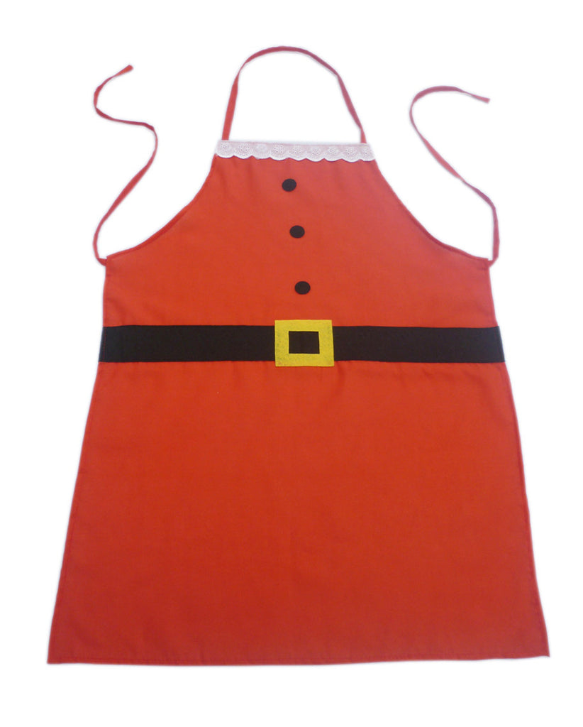 ... Santa Christmas Kitchen Apron ...