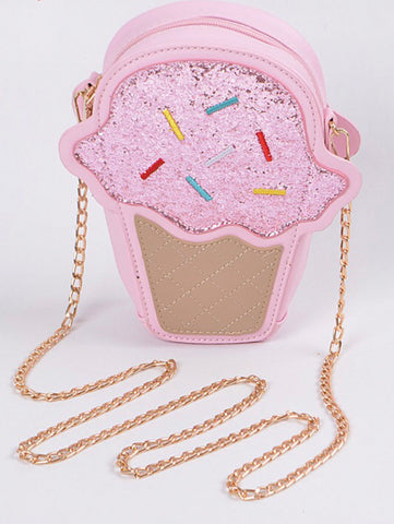 Ice Cream Dreams Shoulder Bag