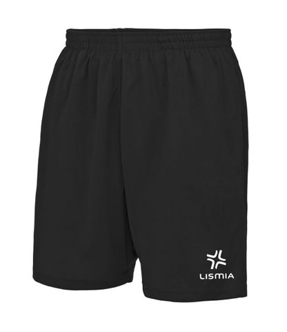 LISMIA Gym Shorts Black