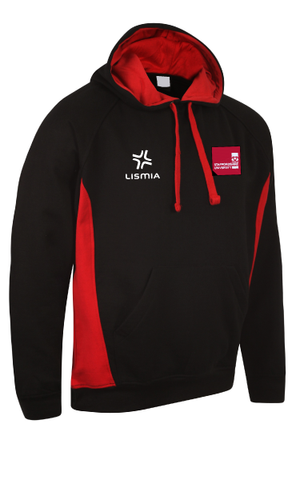 Staffordshire University Mens Rugby Hooded Top