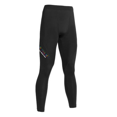 Spotlight Youth Baselayer Leggings Black
