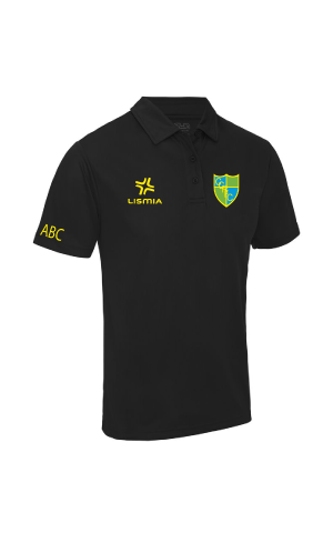 Chaddesley Corbett RFC Breathable Polo Shirt