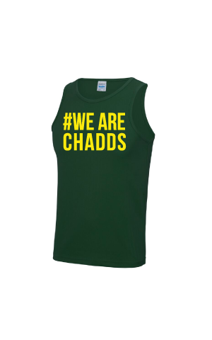 Chaddesley Corbett RFC #WeAreChadds Training Vest - Junior