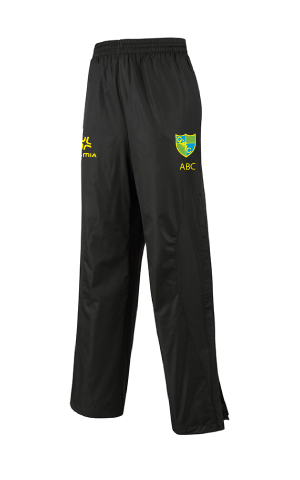 Chaddesley Corbett RFC Showerproof Training Pants - Junior