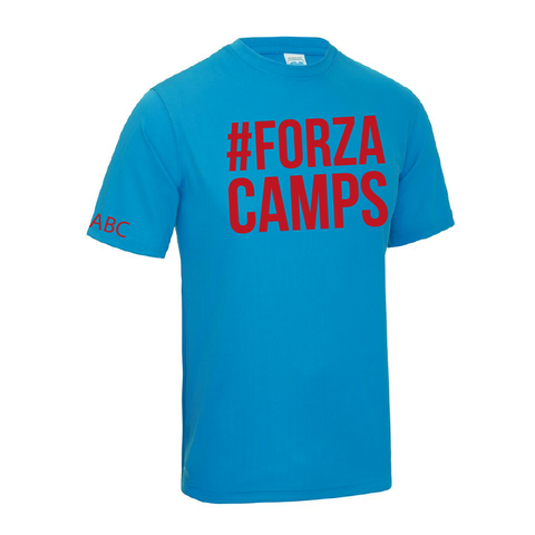 Camp Hill RFC #ForzaCamps T-Shirt - Junior