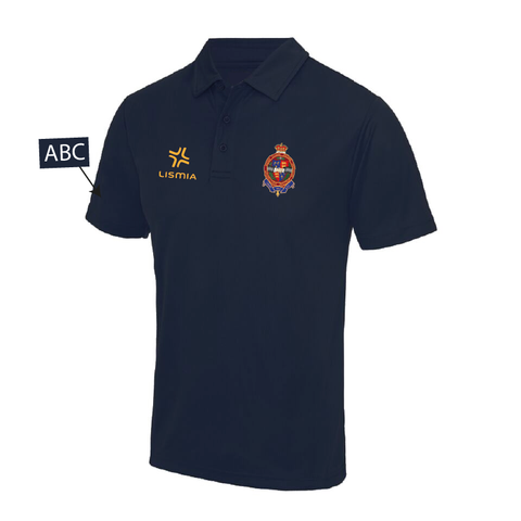 Camp Hill RFC Breathable Polo Shirt