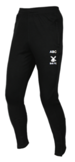 Brill FC Tapered Training Pant Black