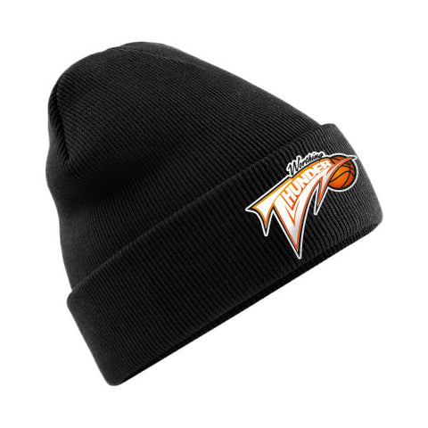Worthing Thunder Beanie Black