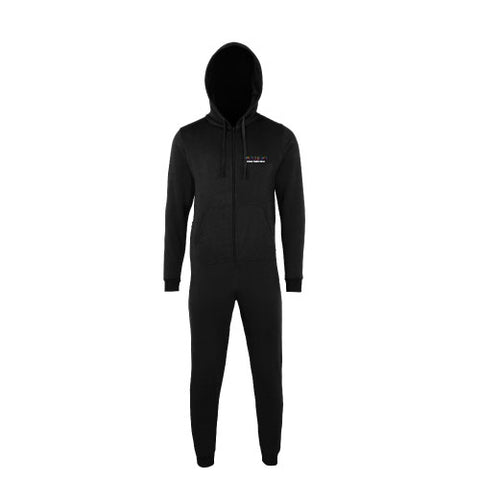 Spotlight Senior Unisex Onesie Black
