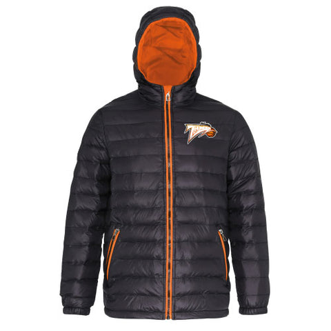 Worthing Thunder Padded Jacket Black