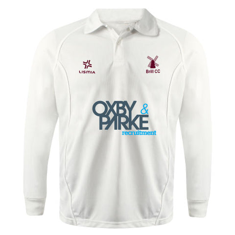 Brill CC Long Sleeve Cricket Shirt