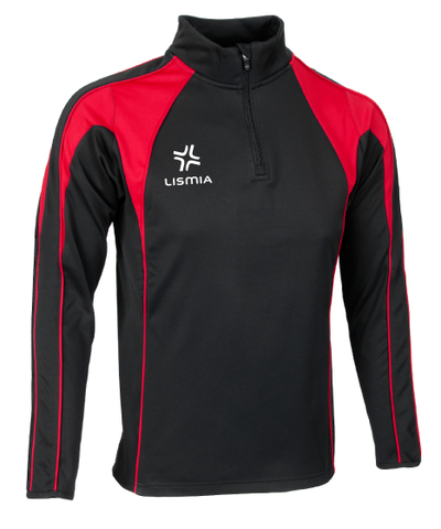 LISMIA Pro Midlayer Black/Red