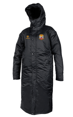 Leafield Athletic Ladies FC Thermal Padded Bench Coat