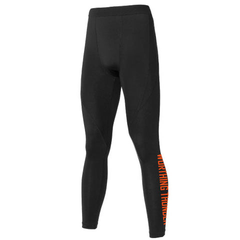Worthing Thunder Baselayer Leggings Black