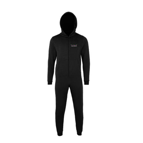Spotlight Youth Onesie Black