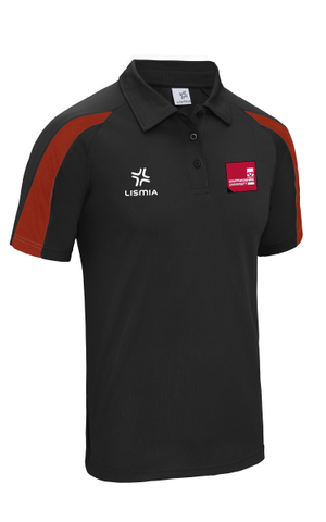 Staffordshire University Mens Rugby Polo Shirt