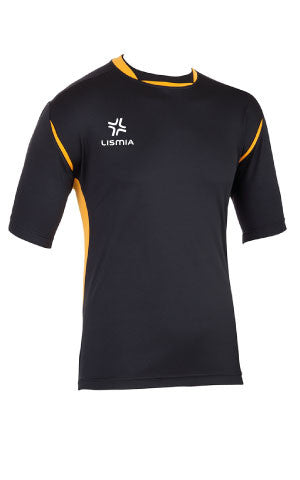Lismia Pro Training Tee Black/Amber