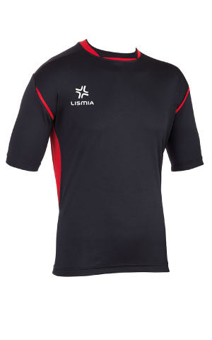 Lismia Pro Training Tee Black/Red