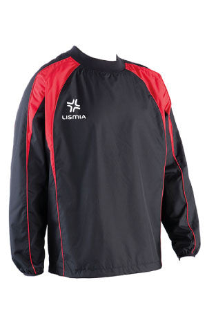SCF Pro Training Top Black/Red