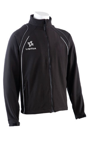 Lismia Premium Softshell Jacket Black