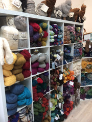 Fly in the Fibre | Yarn Wool Fibre Store | Creston BC