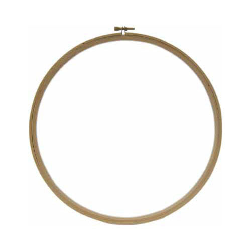Embroidery Hoop Wooden | Fly in the Fibre | Creston BC