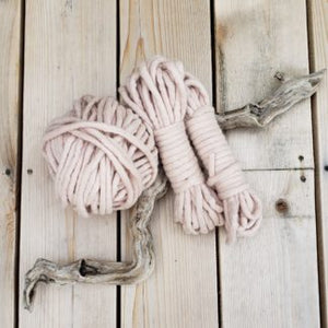 Felted Wool Rope | Aster & Vine | Fly in the Fibre | Creston BC