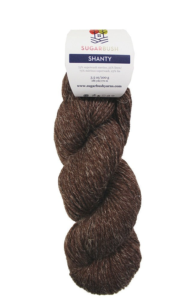 Sugar Bush Yarn | Shanty | Fly in the Fibre | Creston BC