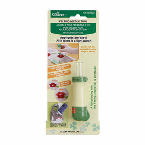 Clover Felting Needle Tool | Fly in the Fibre | Creston BC