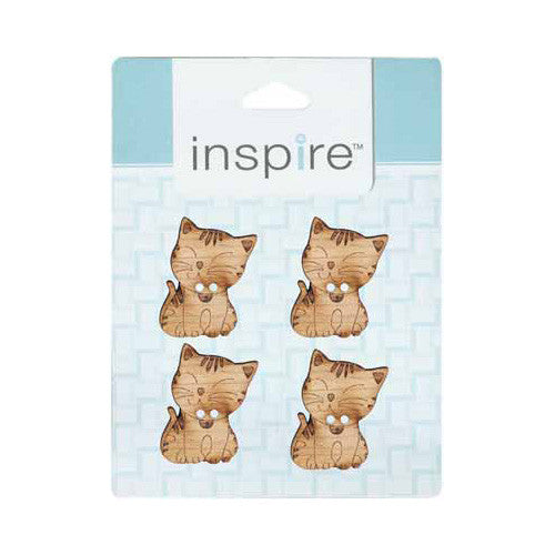 Inspire Buttons | Fly in the Fibre | Creston BC