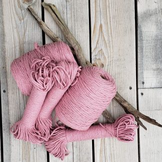 Aster & Vine | Recycled Cotton Rope | Fly in the Fibre | Creston BC