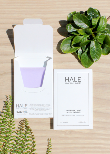 Hale Paper Hand Soap | Hale Soap Co. | Fly in the Fibre | Creston BC