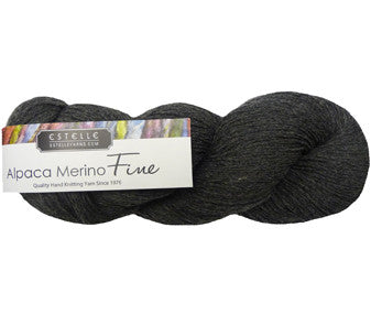 Estelle Alpaca Merino Fine Fly in the Fibre