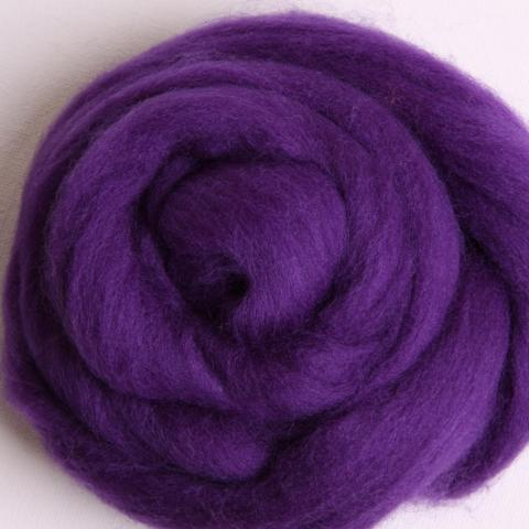 Amethyst | Corriedale Top | Ashford | Fly in the Fibre | Creston BC
