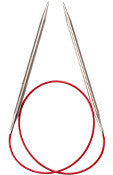"ChiaoGoo Circular Red Lace Stainless Steel 24"" Needles"