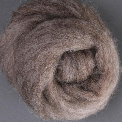 Medium Natural | Corriedale Top | Ashford | Fly in the Fibre | Creston BC