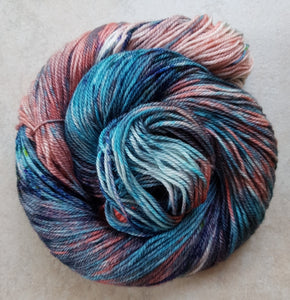 Super Wash Sock Yarn | Riverstone Yarns | Fly in the Fibre | Creston BC