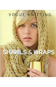 Vogue Knitting Shawls & Wraps Book | Fly in the Fibre | Creston BC