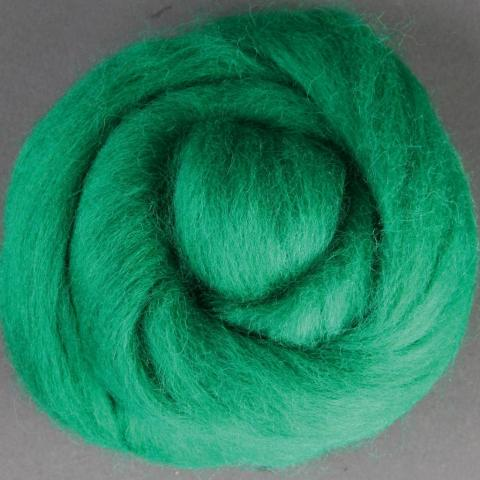 Green | Corriedale Top | Ashford | Fly in the Fibre | Creston BC