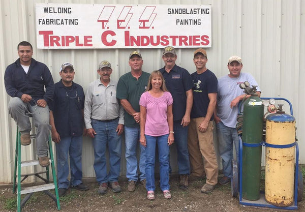 Triple C Industries : Meet the Team!
