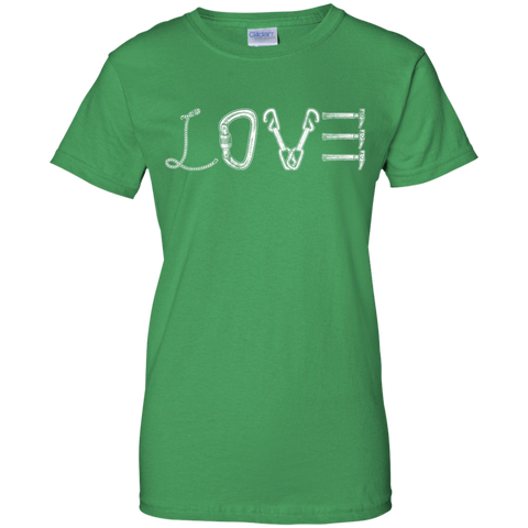 Love Mountain Ladies' T-Shirt